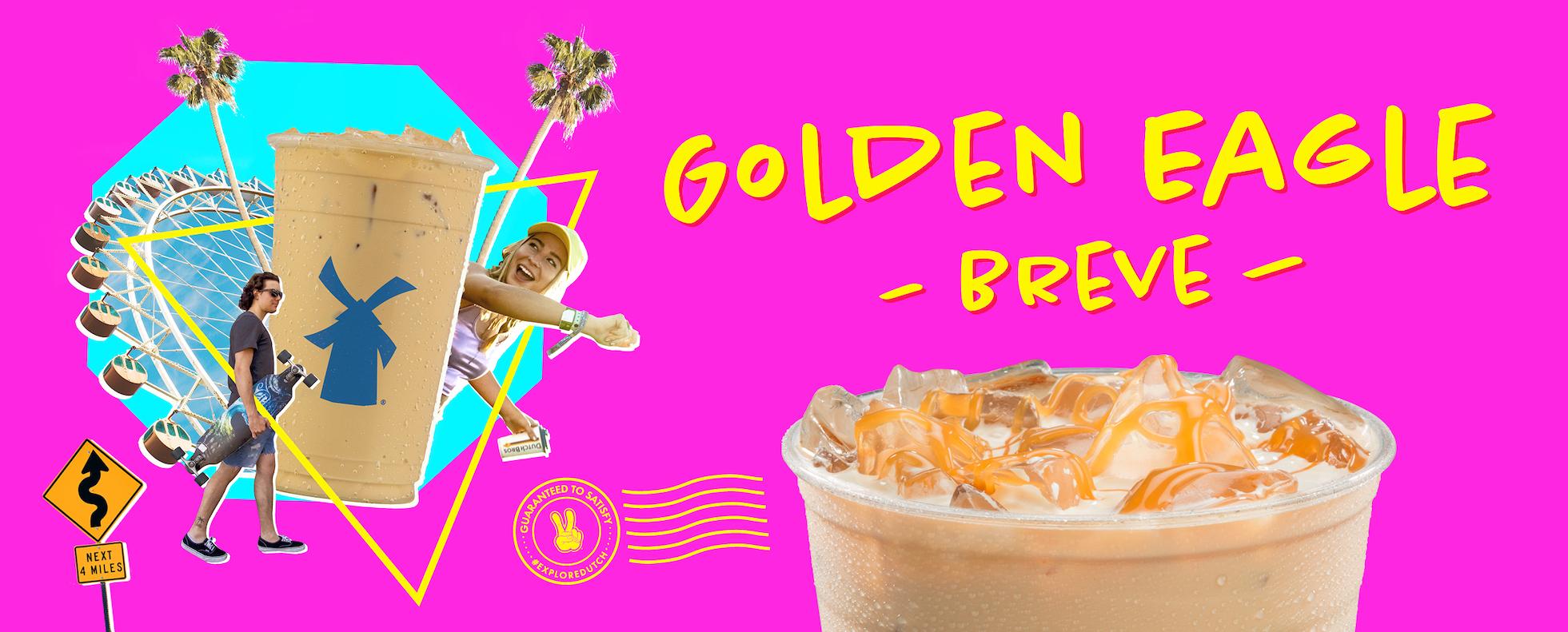 Golden Eagle Breve